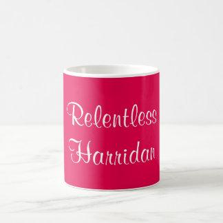 Relentless Harridan Mug (Red)