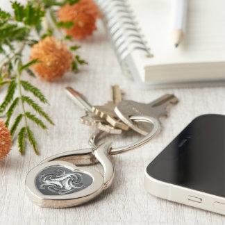 Relentless Recurrence   Custom Keychain