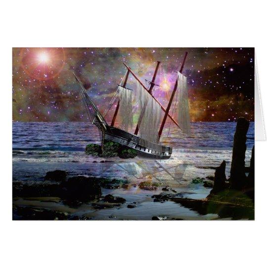 Relentless sea.. card