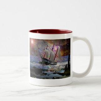 Relentless Sea.. Coffee Mug