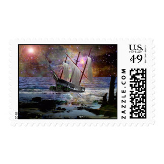 Relentless Sea Postage