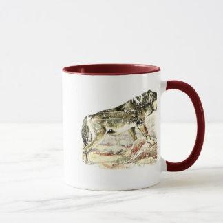 Relese la bestia dentro taza