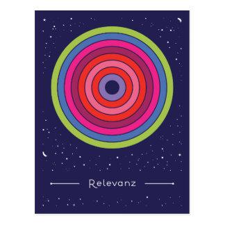 Relevance Postcard
