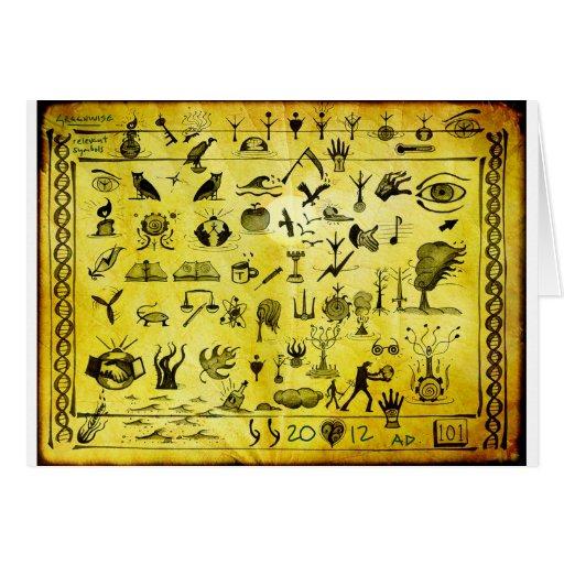 Relevant Symbols card