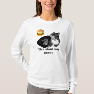 Relevant To My Interests Lolcat Hoody