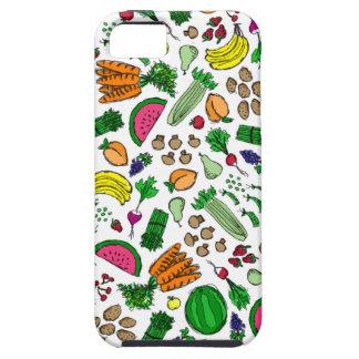 Relevo del mercado del granjero iPhone 5 Case-Mate cárcasa