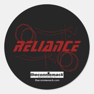 Reliance Sticker
