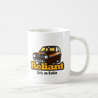 Reliant Robin Mug