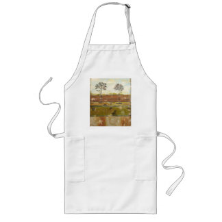 Relic Contemporary Modern Abstract Painting Apron