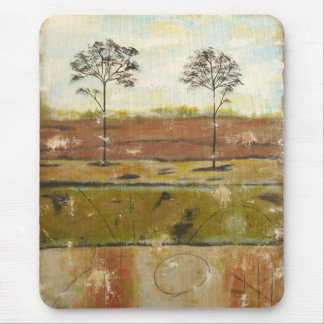 Relic Contemporary Modern Abstract Painting Mouse Pad