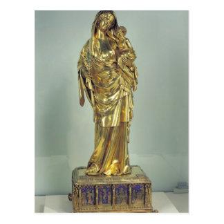 Relicario de la Virgen del d'Evreux de Jeanne Postal