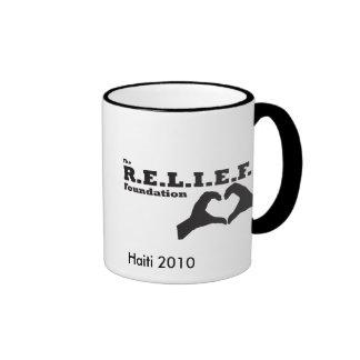 RELIEF Coffee Mugs