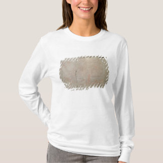 Relief depicting a boat journey T-Shirt