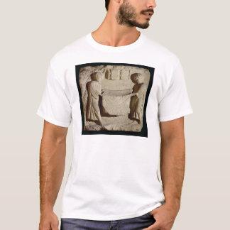 Relief depicting a draper in his shop T-Shirt