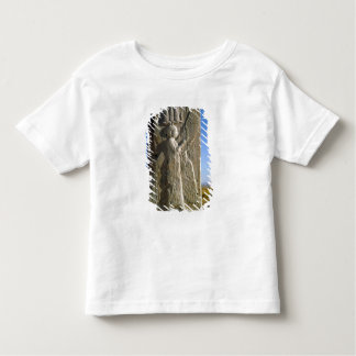 Relief depicting a four-winged spirit toddler t-shirt