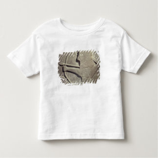 Relief depicting a hunter, from Tell-Halaf, Toddler T-shirt
