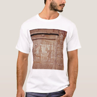 Relief depicting a pharaoh T-Shirt