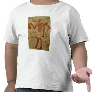 Relief depicting a porter t-shirts