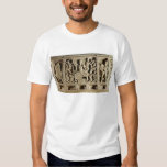 Relief depicting a Seated Buddha preaching T-shirt