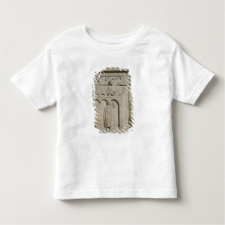Relief depicting a wine merchant toddler t-shirt