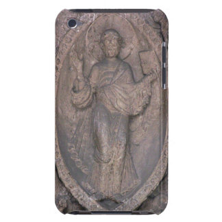 Relief depicting Christ in a mandorla, from the no Case-Mate iPod Touch Case