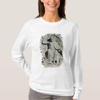 Relief depicting Christ in Glory T-Shirt