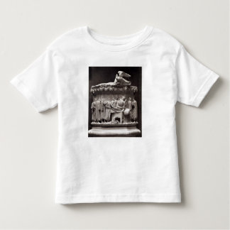 Relief depicting drapers toddler t-shirt
