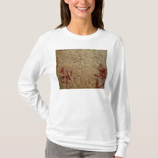 Relief depicting glass blowers T-Shirt