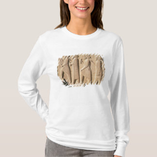 Relief depicting Median guards from stairs T-Shirt
