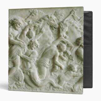 Relief depicting nereids carried away by tritons binder