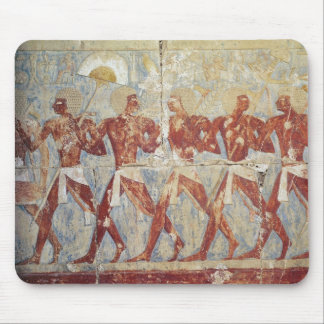 Relief depicting parade in honour of Hathor Mouse Pad