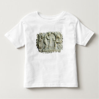 Relief depicting pavers toddler t-shirt
