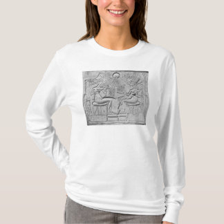 Relief depicting the Aten giving life T-Shirt