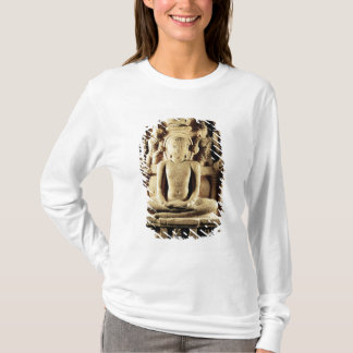 Relief depicting Tirthankara Mahavira T-Shirt