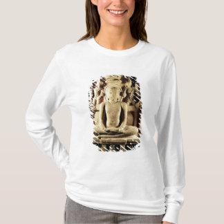 Relief depicting Tirthankara Mahavira T-Shirt