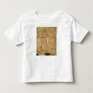 Relief depicting Tuthmosis III  making an Toddler T-shirt