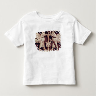 Relief depicting two griffons, from Arslan Tash Toddler T-shirt