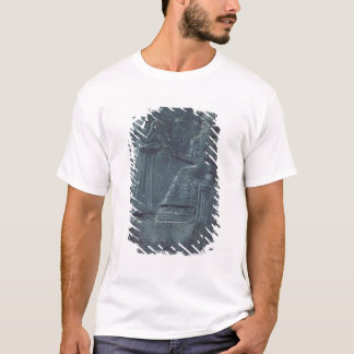 Relief Figure of the God Shamash dictating laws T-Shirt