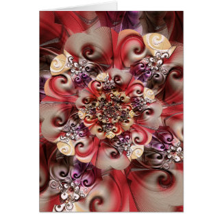 Relief Flower designed by Tutti Card