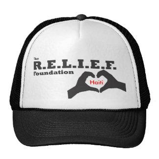 RELIEF Haiti Trucker Hats