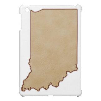 Relief Map of Indiana 2 iPad Mini Cases