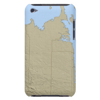 Relief Map of Massachusetts Barely There iPod Cover