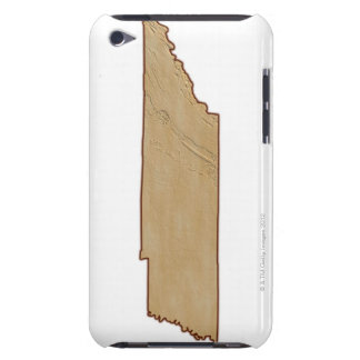 Relief Map of Tennessee iPod Touch Cover