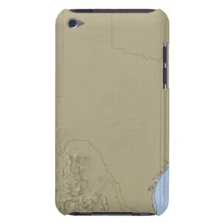 Relief Map of Texas 2 Case-Mate iPod Touch Case