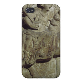 Relief of Epona, Gaulish goddess iPhone 4/4S Cover
