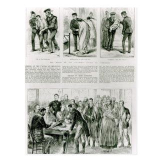Relief of Irish Distress Postcard
