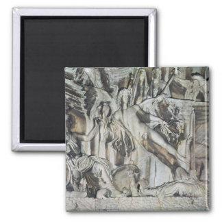 Relief of the Apotheosis of Emperor Antoninus Magnet