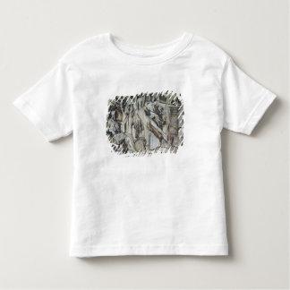 Relief of the Apotheosis of Emperor Antoninus Toddler T-shirt