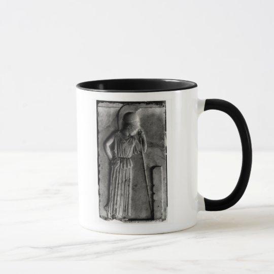 Relief of the Mourning Athena, c.460 Mug