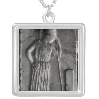 Relief of the Mourning Athena, c.460 Pendants